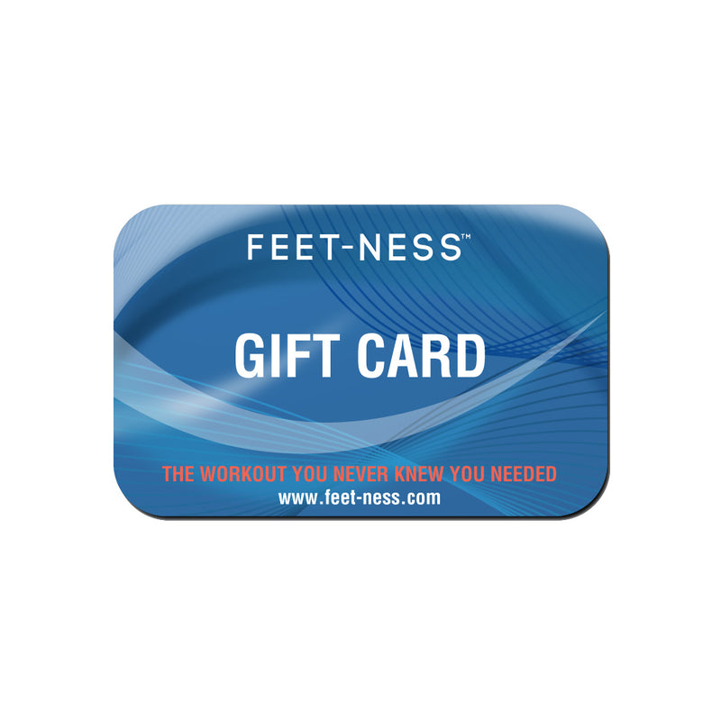 FEET-NESS DIGITAL GIFT CARD