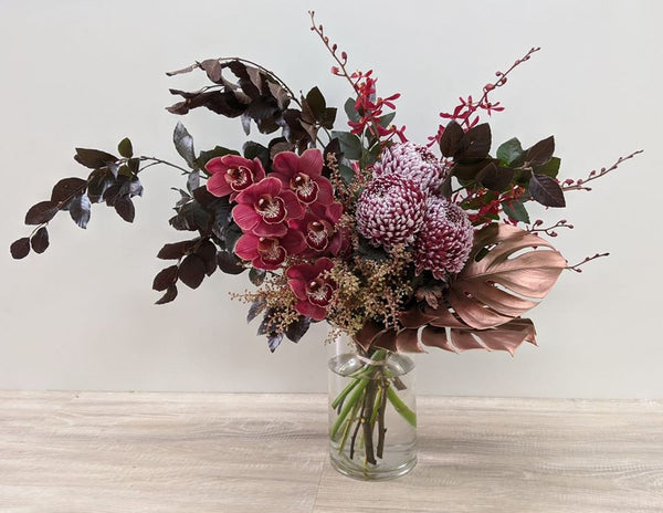 Botanical Art Blue Mountains Florist Lawson Flower Delivery Happy New Year