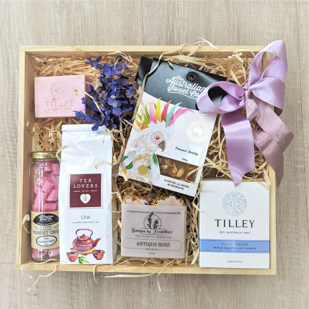 Mothers Day Gift Hamper Box