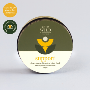 We the Wild: Support Pellets