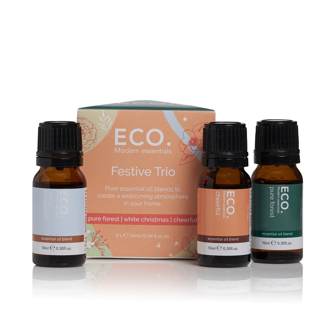 Christmas Essential Oil Blends: Trio Gift Box