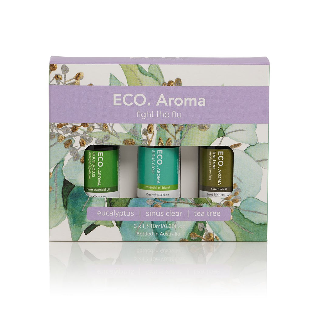 ECO. Modern Essentials Gift Trio