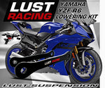 "2017-2020 Yamaha YZF-R6 Lowering Kit, 20mm / 0.8"" Inches"