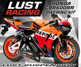 "2007-2020 Honda CBR600RR PC40 Lowering Kit, 30mm / 1.2"" Inches"