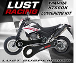"2004-2018 Yamaha XT660 X Lowering Kit, 20mm / 0.8"" Inches"