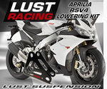 "2009 Onwards Aprilia RSV4 Factory Lowering Kit, 20mm / 0.8"" Inches"