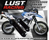 "2000-2007 BMW F650GS Dakar Lowering Kit, 30mm / 1.2"" Inches"