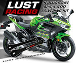 "2018-2020 Kawasaki Ninja 400 Lowering Kit, 25mm / 1"" Inch KRT"