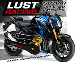 "2017-2019 Suzuki GSX-S 750 Lowering Kit, 40mm / 1.6"""" Inches"