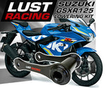 "2017-2020 Suzuki GSX-R 125 lowering kit 1.2""inch"