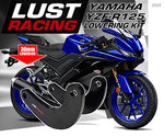 "2019 Yamaha YZF-R125 lowering kit 40mm / 1.6""in"