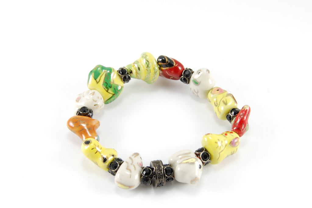 Original Lucky Bracelet - IP Crystal clear