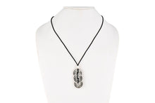 Load image into Gallery viewer, I Ching- Tripple Coin Necklace