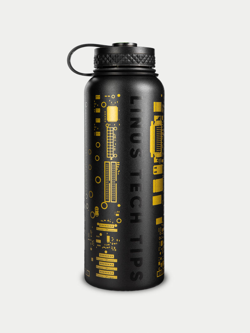 LTT Insulated Water Bottle - 40oz (1.18L)