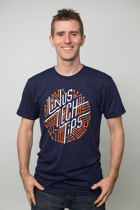 LTT Circuit Board T-shirt