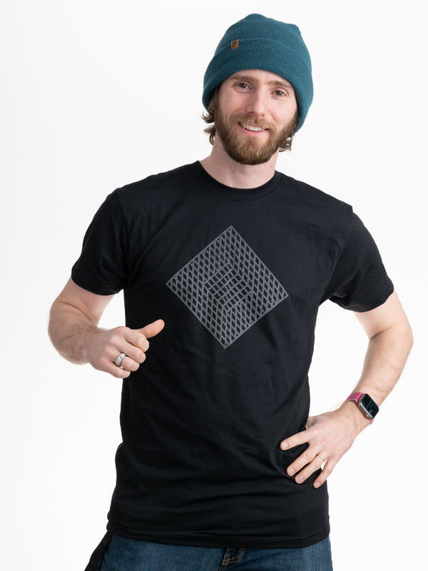 Reflective CPU T-shirt