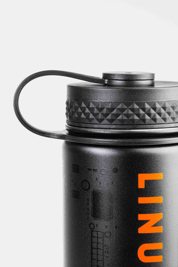Linus Tech Tips Insulated Water Bottle