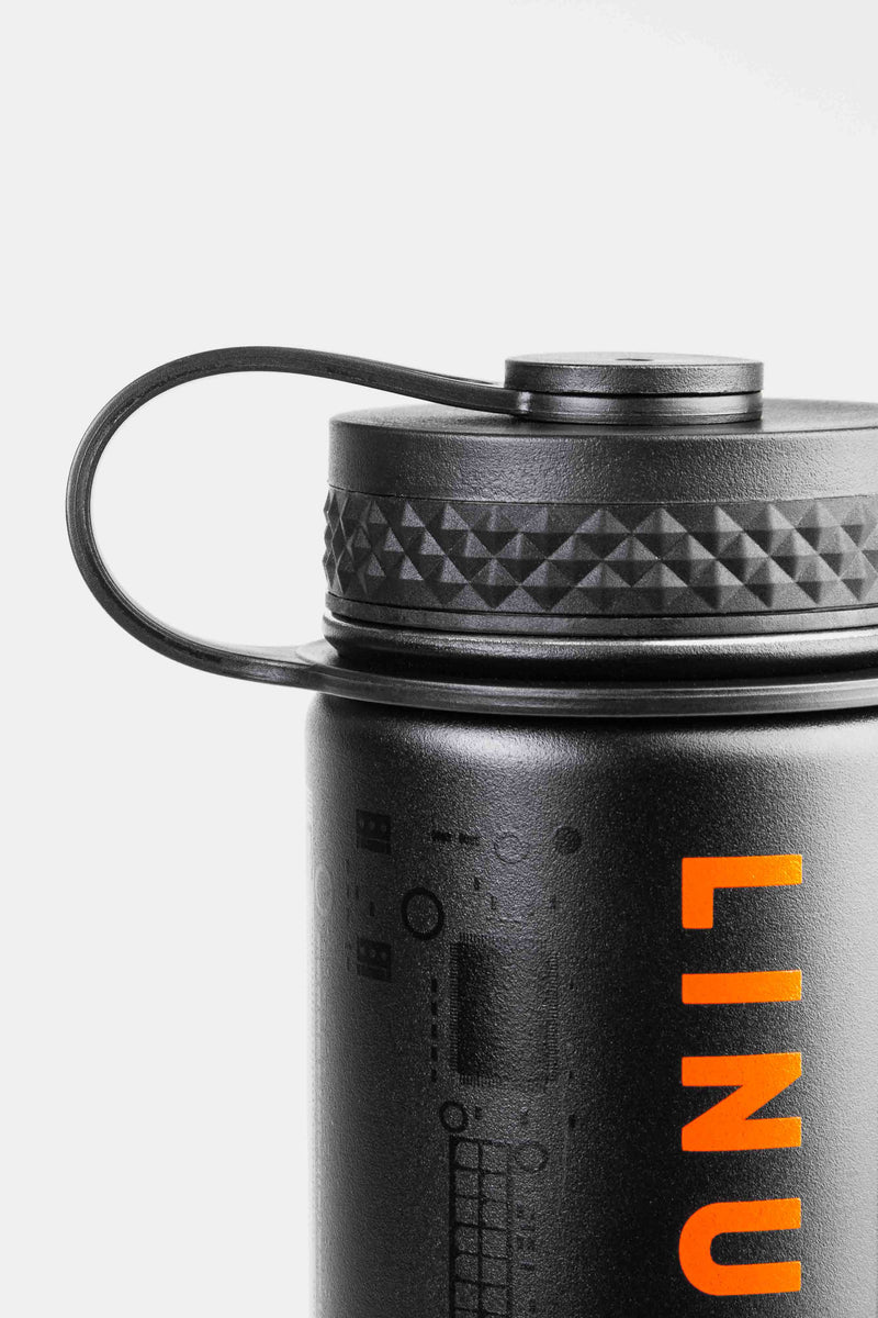 Linus Tech Tips Insulated Water Bottle - 21oz (620ml)