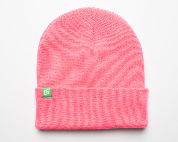"LIMITED EDITION Pink ""Lambo"" Beanie"