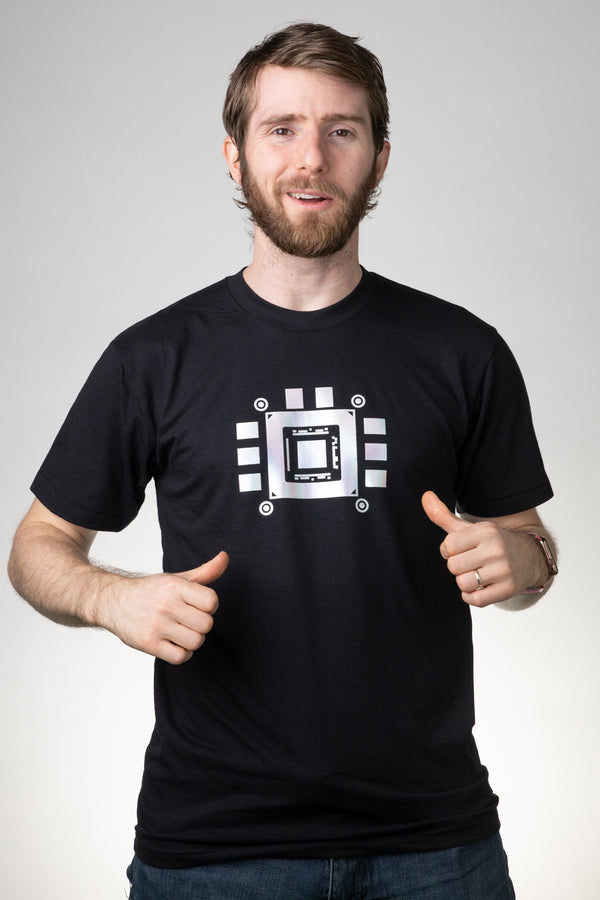 Holofoil GPU Core T-shirt - Special Edition