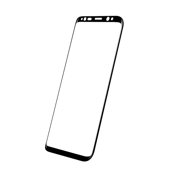 Samsung Galaxy S8+ 3D Curved Edge Tempered Glass