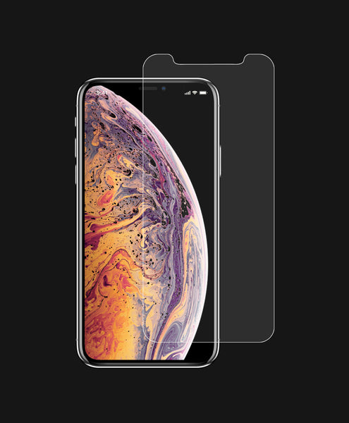 iPhone XS Tempered Glass