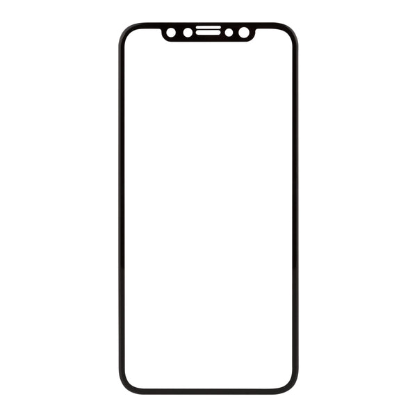 iPhone X 3D Curved Edge Tempered Glass