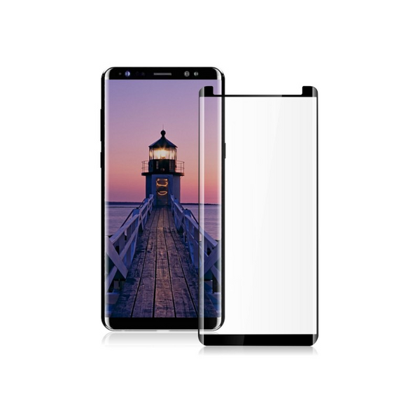 Samsung Galaxy Note 8 3D Curved Edge Tempered Glass