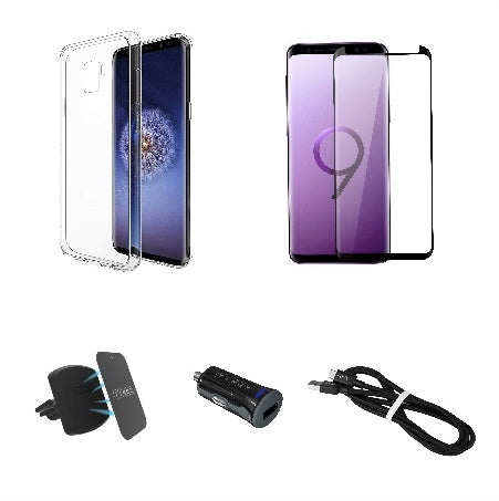 5-in-1 Bundle Samsung Galaxy S9/S9+
