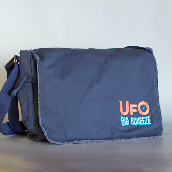 UFO Big Squeeze Messenger Bag
