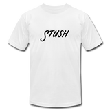Stush Unisex Tee - white