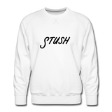 Stush Unisex Sweatshirt - white