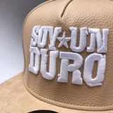 Cream Leather Special Edition Snapback