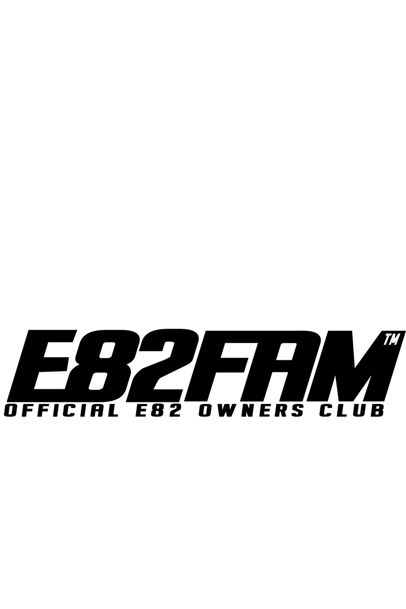 E82FAM Club Vinyl Transfer Decals