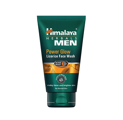 Himalaya Men Power Glow Licorice Face Wash