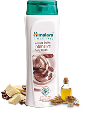 Cocoa Butter Intensive Body Lotion