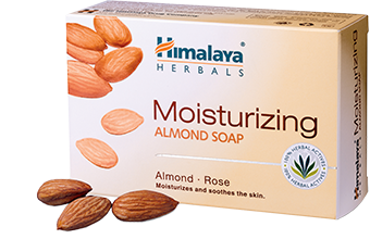 Himalaya Moisturizing Almond Soap
