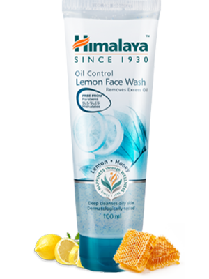 Oil Control Lemon Face Wash