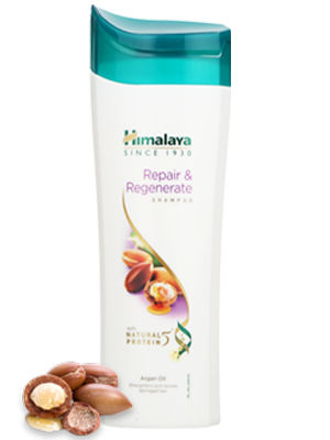 Protein Shampoo Repair & Regenerate
