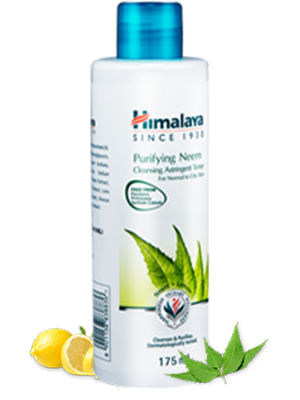 Purifying Neem Cleansing Astringent Toner
