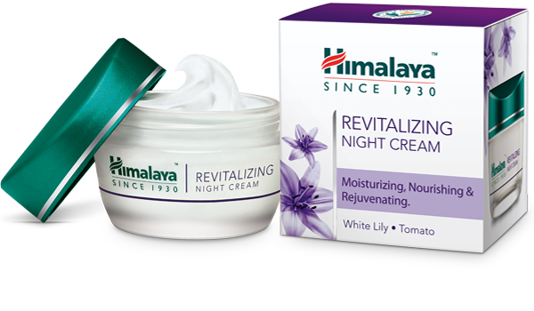 Revitalizing Night Cream