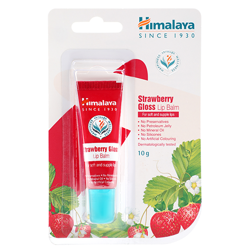 Strawberry Gloss Lip Balm