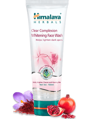 Clear Complexion Whitening Face Wash
