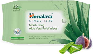 Moisturizing Aloe Vera Facial Wipes