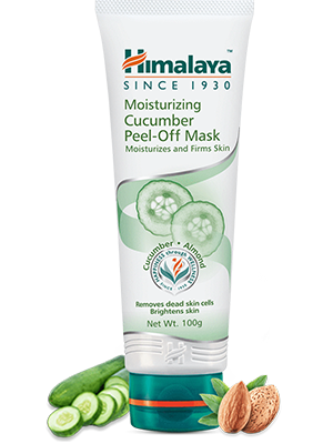 Moisturizing cucumber peel-off mask