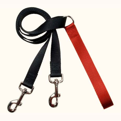 Double Clip Leash for Freedom Harness
