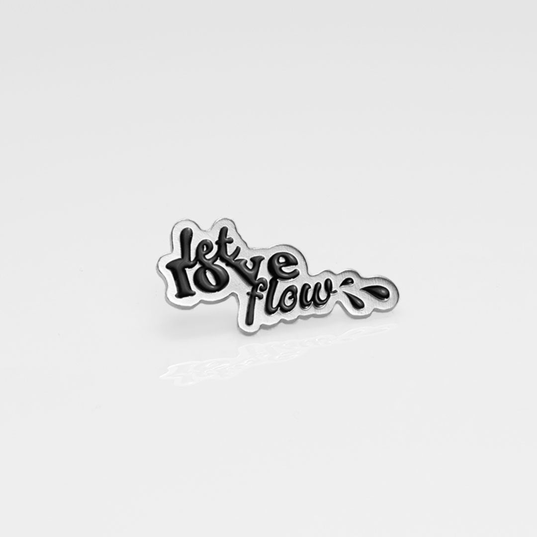 Prigipo x Sexopolis Let love flow pin