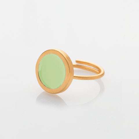 Palette S ring gold
