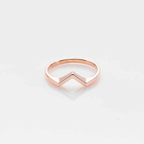 Miss ring rose gold