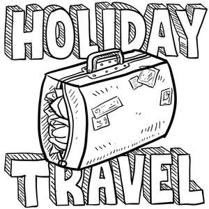 Holiday Travel Tips To Make It Fun And Get Rid Of The Stress